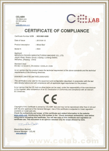 Certificate-of-Compliance