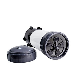 SS/UPVC Cartridge Filter Housing