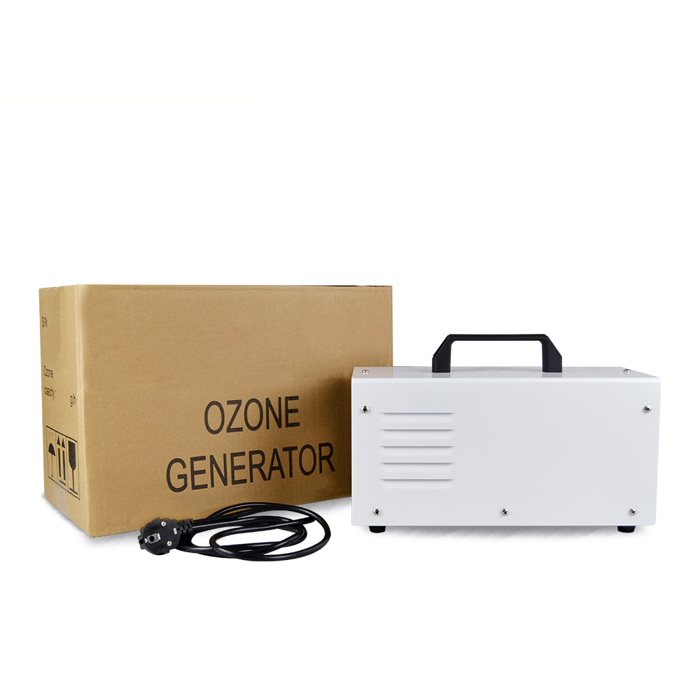 Latest Design Portable Home Generador De Ozono Aire Machine Purificador